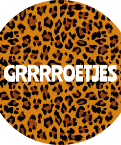 Grrroetjes sticker