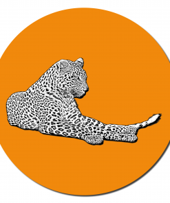 Panter sticker