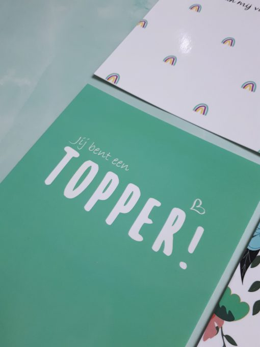 Topper!