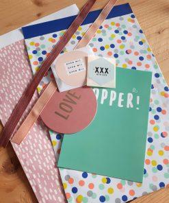 Inpakken – Cadeauset 1