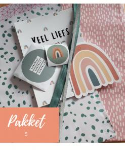 Inpakken – Cadeauset 3