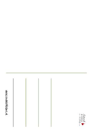 De tofste opa – ansichtkaart