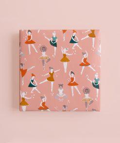 Inpakpapier – Ballet