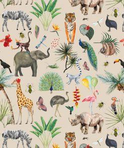 Blokbodemzak – Jungle
