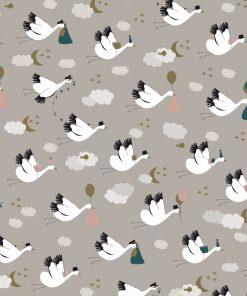 Blokbodemzak – Baby Bird