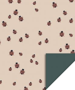 Cadeaupapier – Ladybug