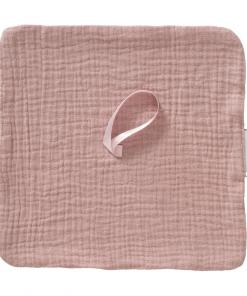 Speendoekje Cottonbaby – oudroze