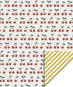 Cadeaupapier – Cherry