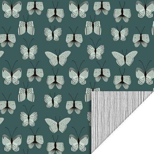 Cadeaupapier – Vlinders