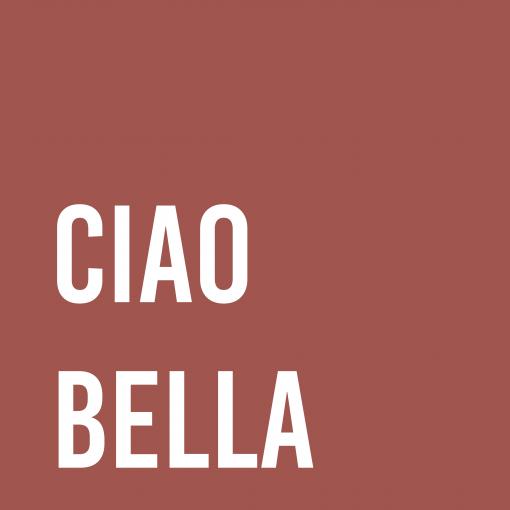 Ansichtkaart – Ciao Bella