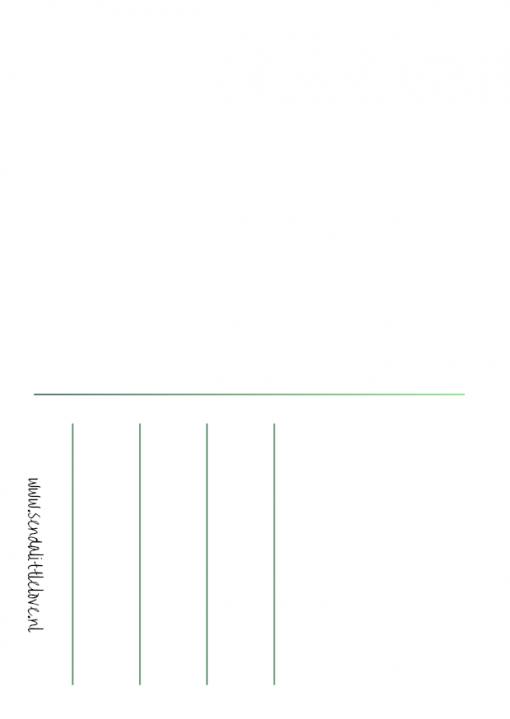 Ansichtkaart – Heel kut