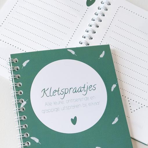 Kletspraatjes – Uitsprakenboekje