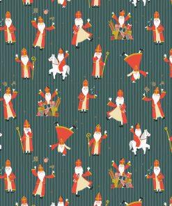 Cadeaupapier – Sinterklaas